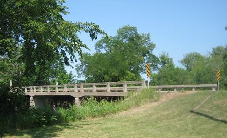 BB Bridge on a sunny day